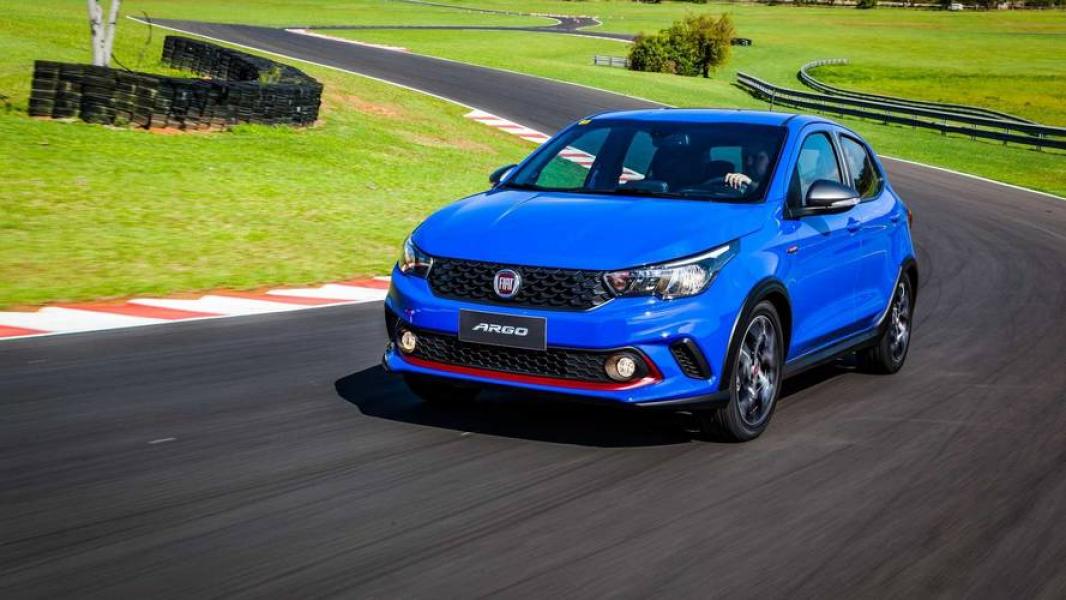 Fiat Argo bate mais um recorde no fim de Setembro