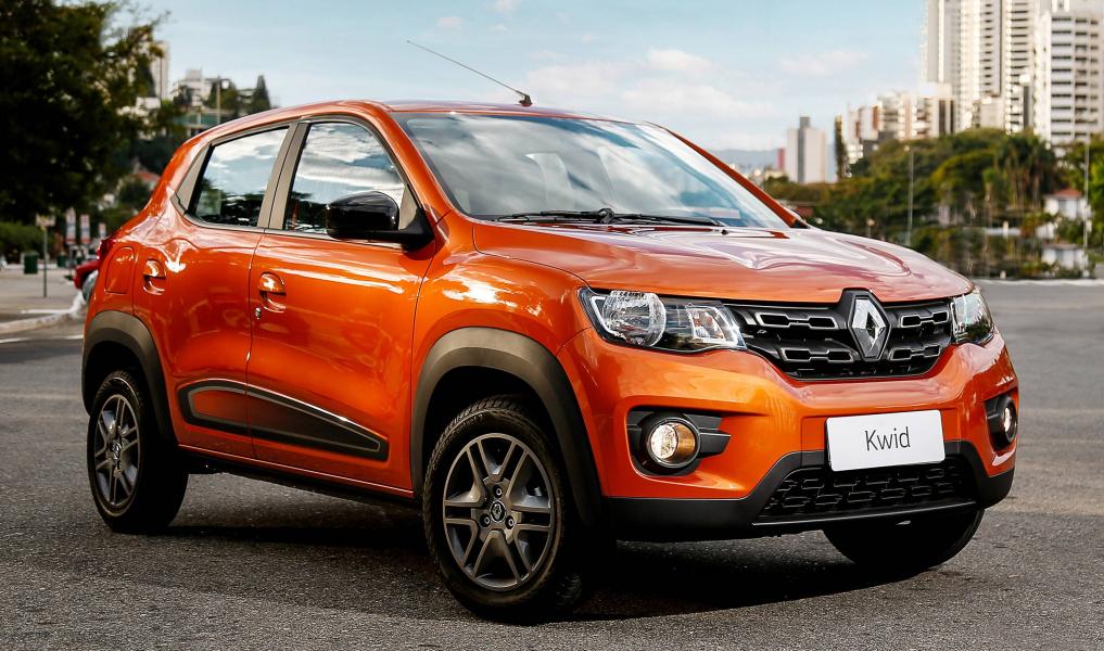 Aumenta a produção do Renault Kwid para reduzir fila de espera