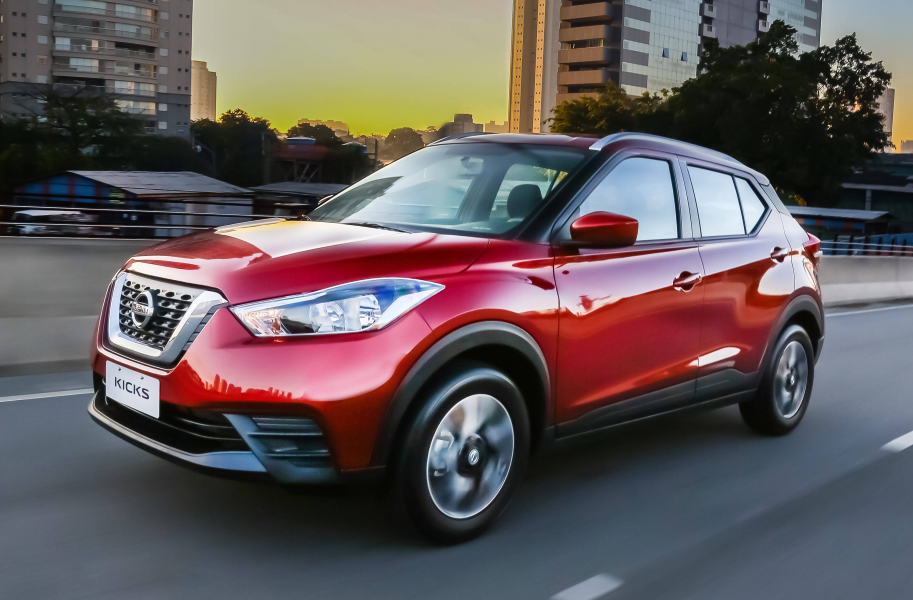 Versão Elétrica do Nissan Kicks deve Surgir em Breve