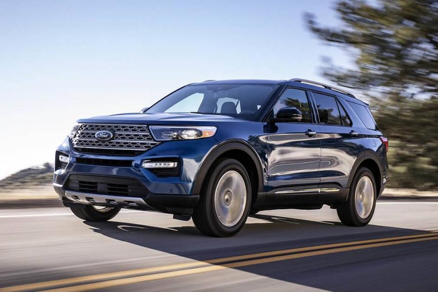 O SUV do Jeito que Seu carro Deve Ser, Novo Ford Explorer