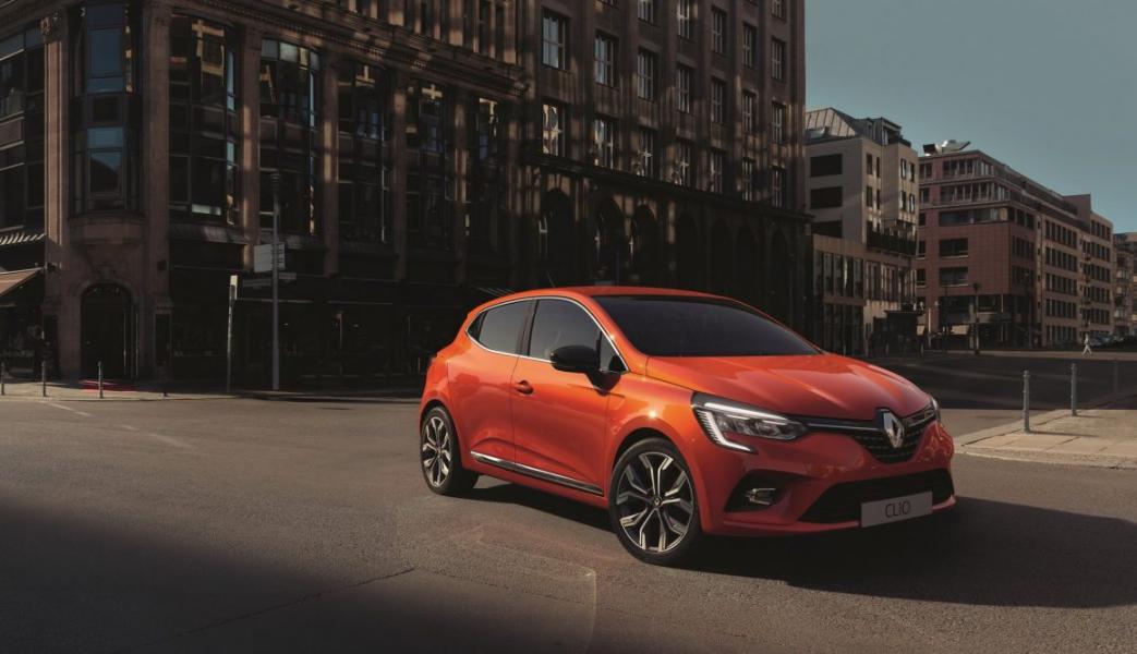 Conheça a Nova Geração do Renault Clio