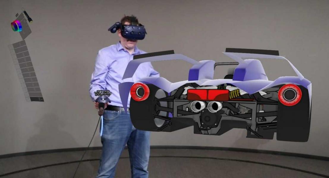 Ferramenta 3D de Design de Veículos  é Adotada pela Ford