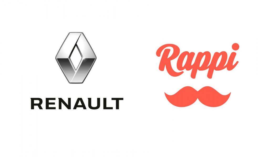 Test-drive delivery pela Rappi, Renault faz Inovação