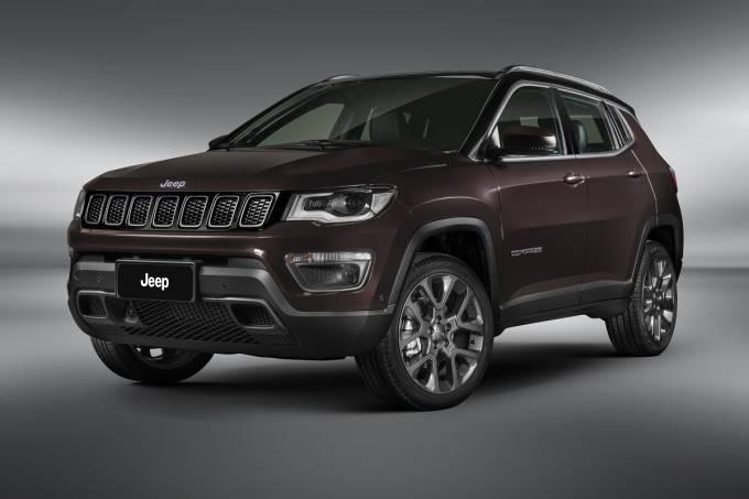 Alta Tecnologia com Desempenho Off-Road, Isso é Jeep Compass S