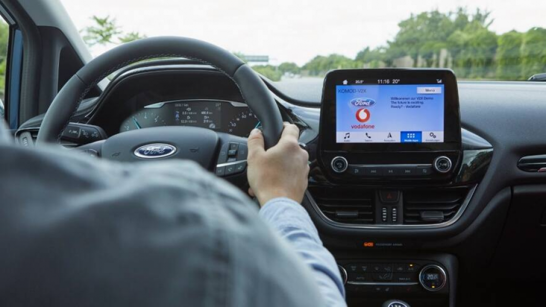 Teste de Tecnologia para Ajudar Motoristas da Ford a Achar Vaga de Estacionamento
