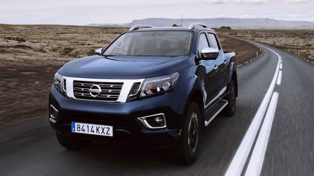 Melhorias Técnicas e Novo Visual para Nissan Frontier 2020