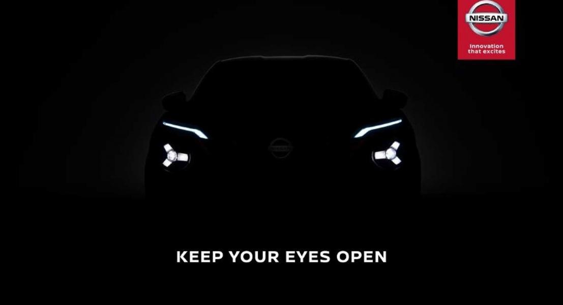 Nissan Juke 2020 está cada vez mais Próximo