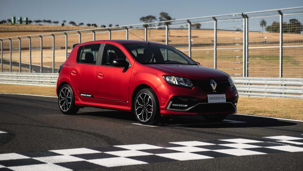 Lançamento do Renault Sandero R.S. 2020