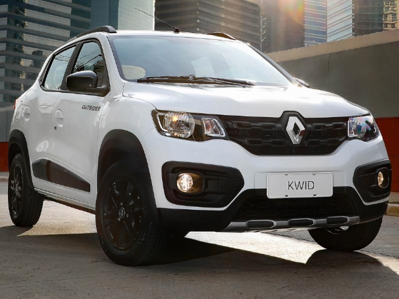 Renault KWID tem o Seguro mais Barato Entre os Carros mais Vendidos do Brasil