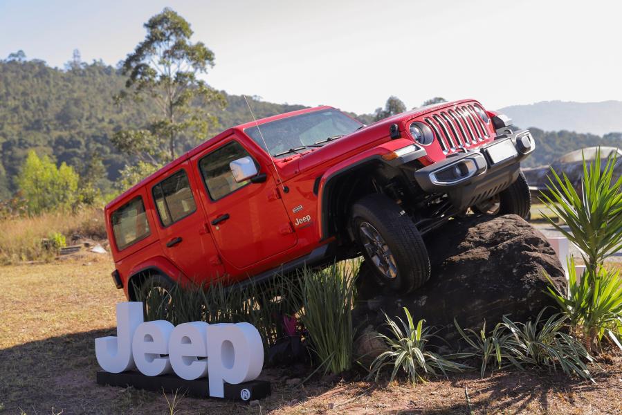 Carro Mais Premiado da Kelley Blue Book em 2019 é o Jeep Wrangler