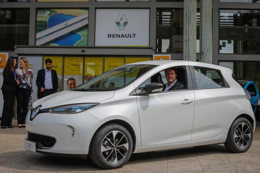 Revelação Envolvendo Veículos 100% Elétricos na Renault