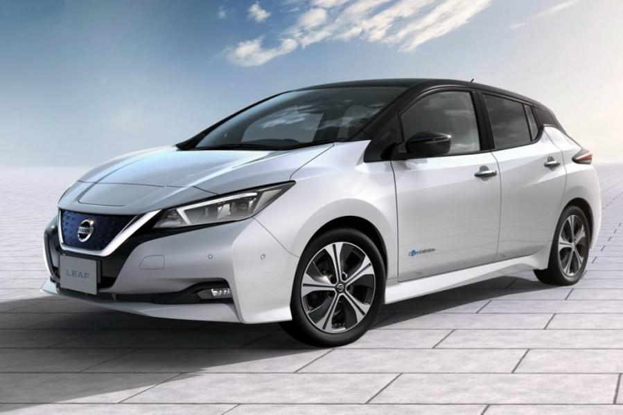 O iPhone dos Carros Elétricos, desejo do Nissan Leaf