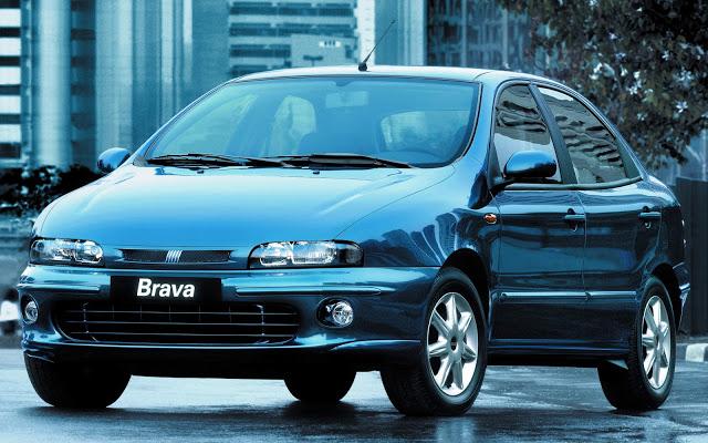 Comemoração dos 20 Anos do Lançamento do Fiat Brava no Brasil