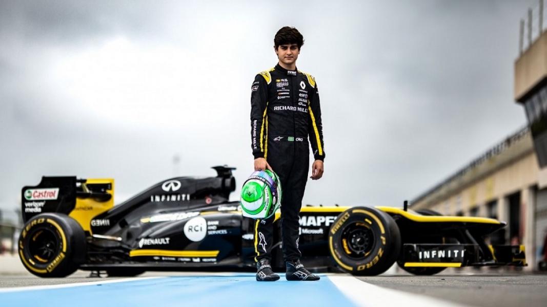 Destaques do F1 Festival Senna Tribute serão Equipe Renault de F1 e Caio Collet