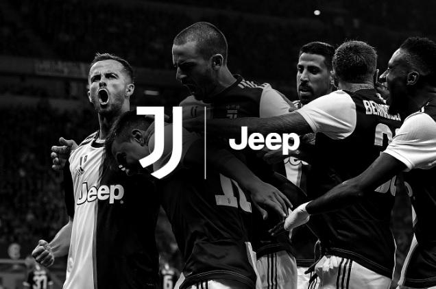 Pensando na Renovação, Jeep da uma Turbinada no Atual Contrato com a Juventus