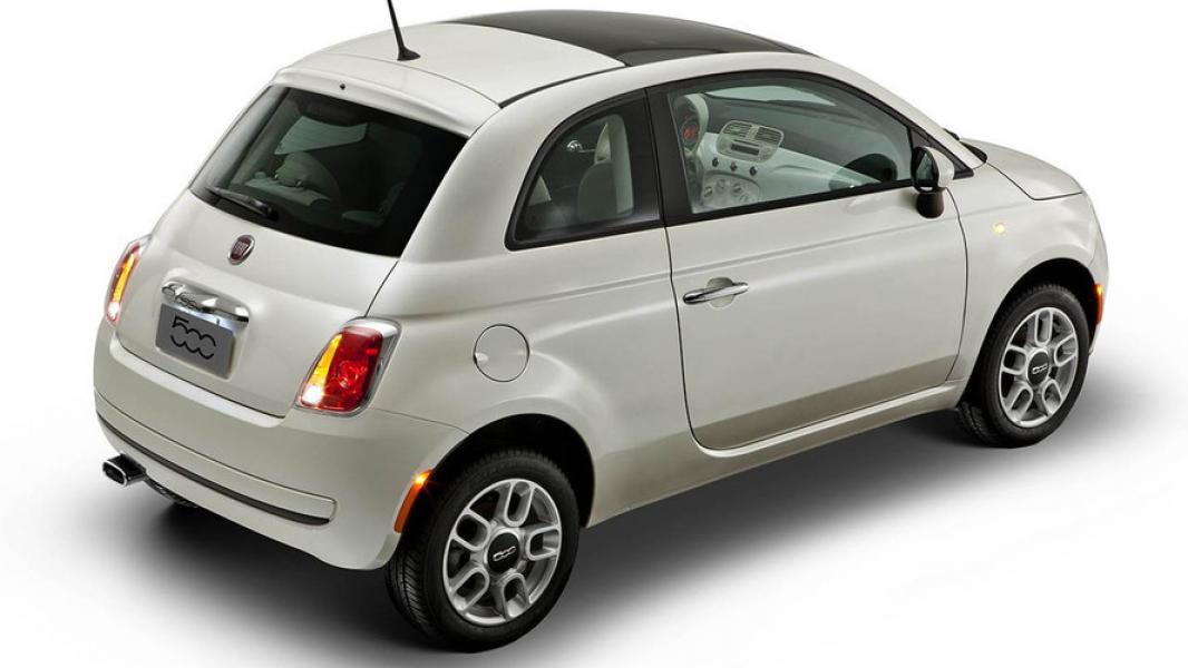O Fiat 500 volta para o Brasil em versão única e design antigo