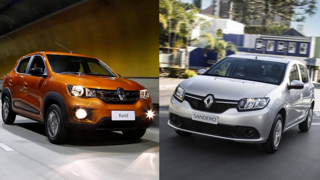 Renault foi a Quarta Maior em 2019 com KWID em Alta e Sandero Bombando