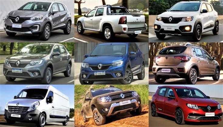10 Anos Consecutivos de Crescimento da Renault