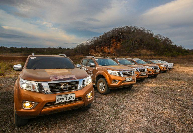 A Expedição Nissan Frontier inicia visitas as riquezas arqueológicas do Brasil