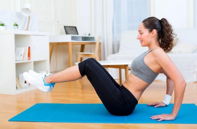 Se Exercitar em Casa Agora é Muito Mais Fácil