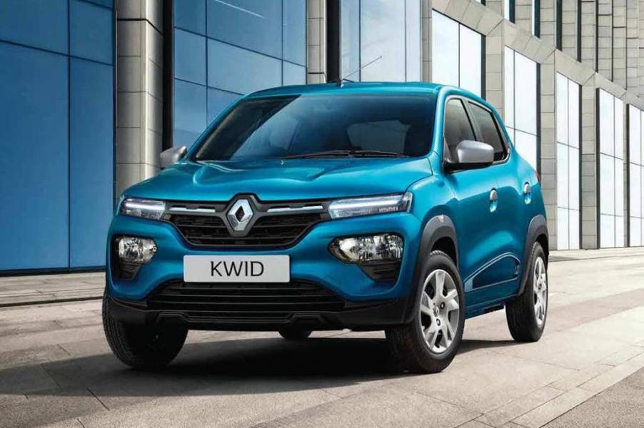 Novo Carro Mais Barato do Brasil neste Ano é o Renault KWID