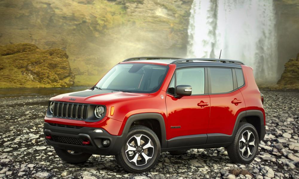 Jeep Renegade Volta a Liderança em Janeiro