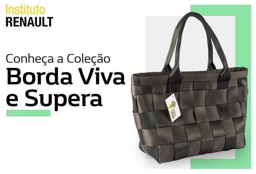 Produtos dos #NegóciosSociais, #BordaViva e #Supera, estarão a venda em todas Concessionárias