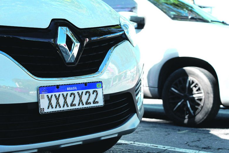 Carro Novo pode andar sem Placa durante a Quarentena