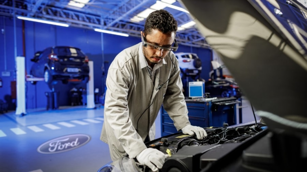 Novo E-Commerce da Ford é foco no Brasil agora, Peças e Acessórios