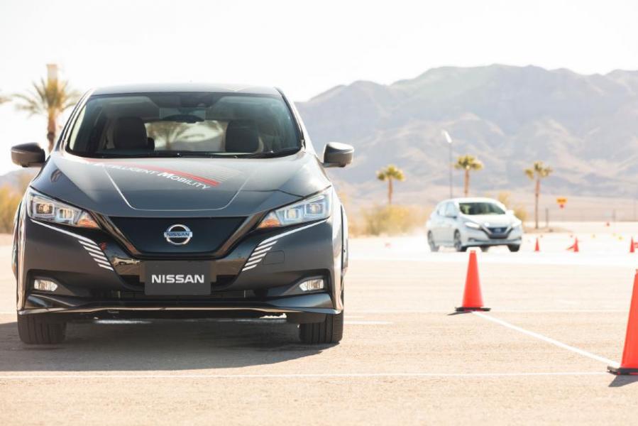 Níveis de Controle e Conforto ao Motorista são Oferecidos pelo Nissan e4ORCE