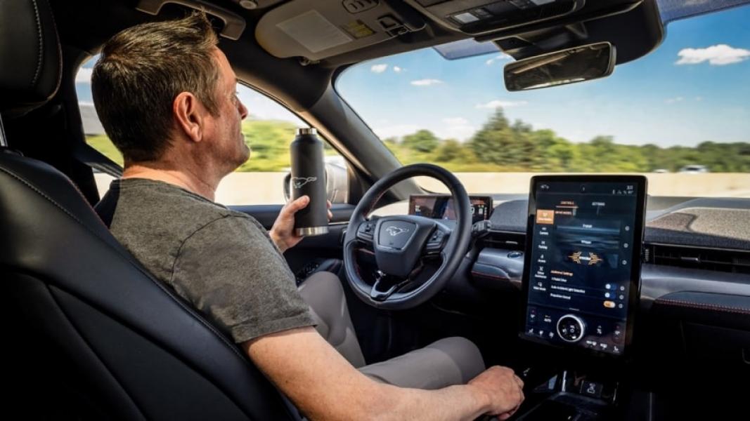 Pacote de Tecnologia CoPilot360 será Incluso pela Ford Recurso de Direção sem as Mãos
