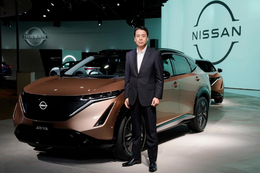 Um Novo Capítulo se Inicia na Nissan com o Ariya