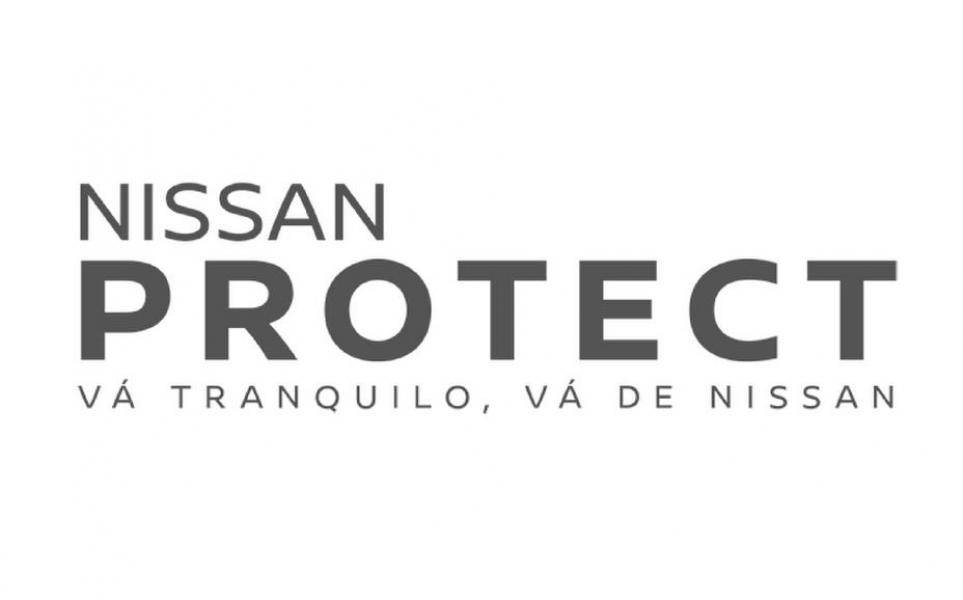 Agora Disponível também para Versa VDrive, Sentra e Frontier, Nissan Protect
