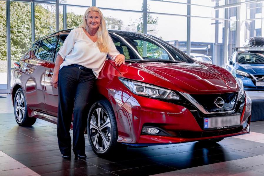 500 Mil Unidades Produzidas do 100% Elétrico LEAF é Comemorado pela Nissan