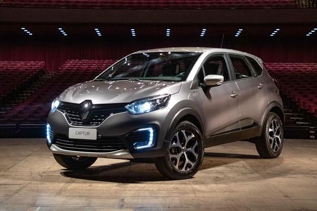 Supervalorização da Renault no seu Usado na Troca por um Sandero ou Captur Bose