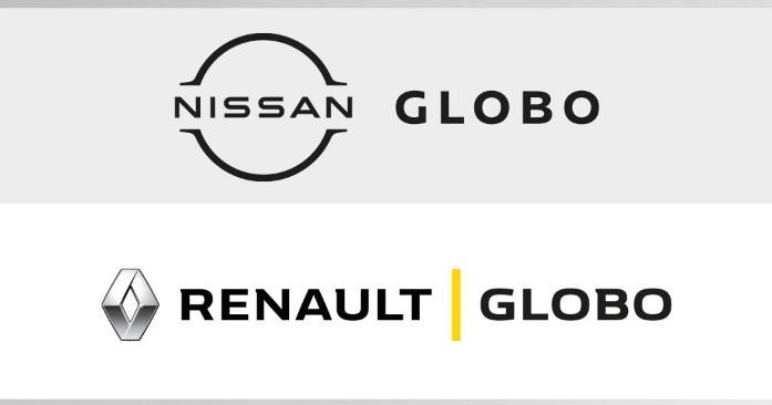 2021 com Novos Desafios e Globo Nissan e Globo Renault com Novas Marcas
