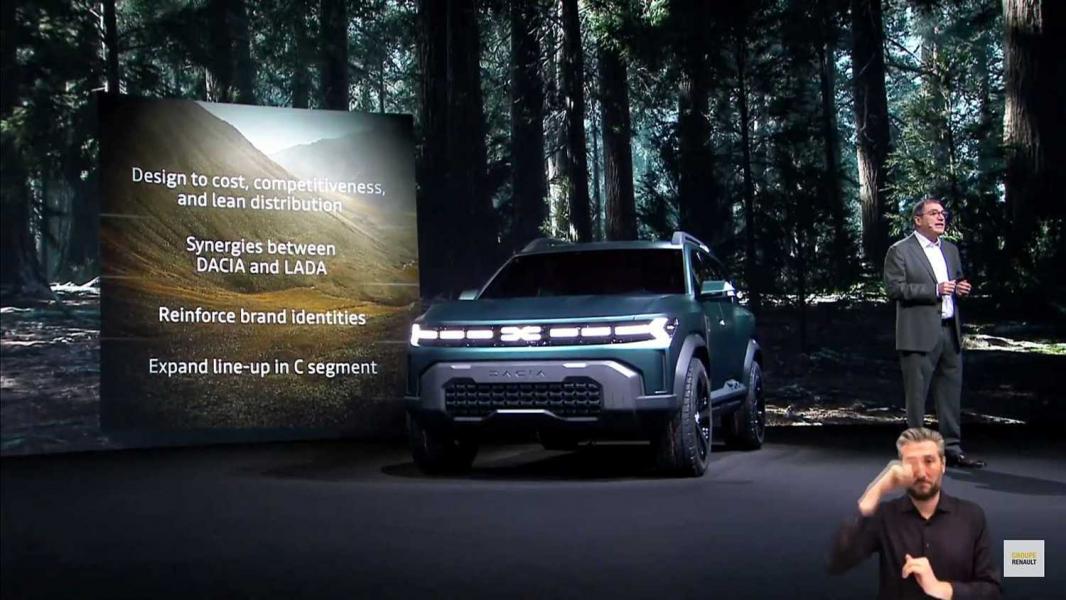 Inédito SUV Médio é Confirmado pela Renault na América Latina