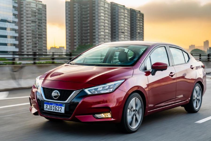 Novo Nissan Versa é considerado Compra do Ano 2021
