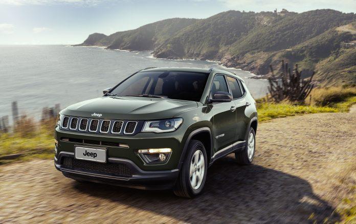 Jeep bate recorde de vendas na América Latina e no Brasil