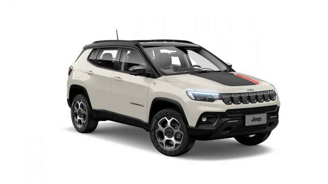 Jeep Compass 2022 diesel a partir de R$ 196.990