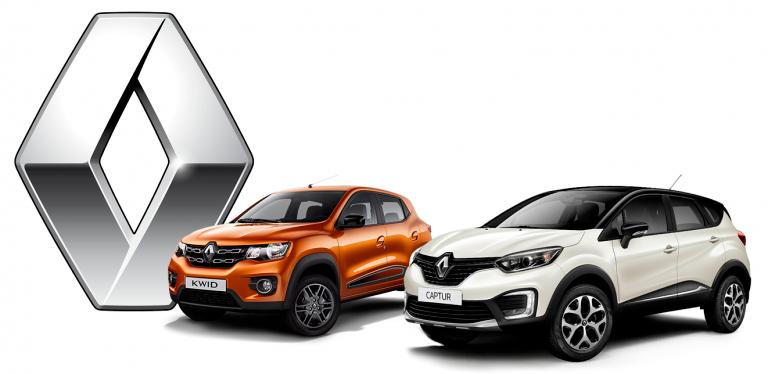 Com Captur e Kwid, a Renault alcança novo recorde de participação no mercado brasileiro
