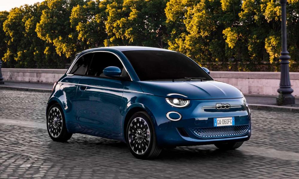 Novo Fiat elétrico já está no Brasil?