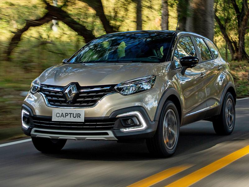 Chegou a nova Renault Captur 2022
