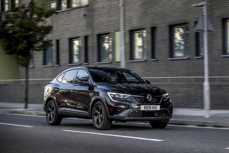 Renault Arkana?