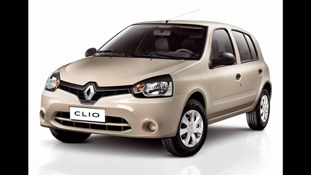 Último Renault Clio 2011 0KM