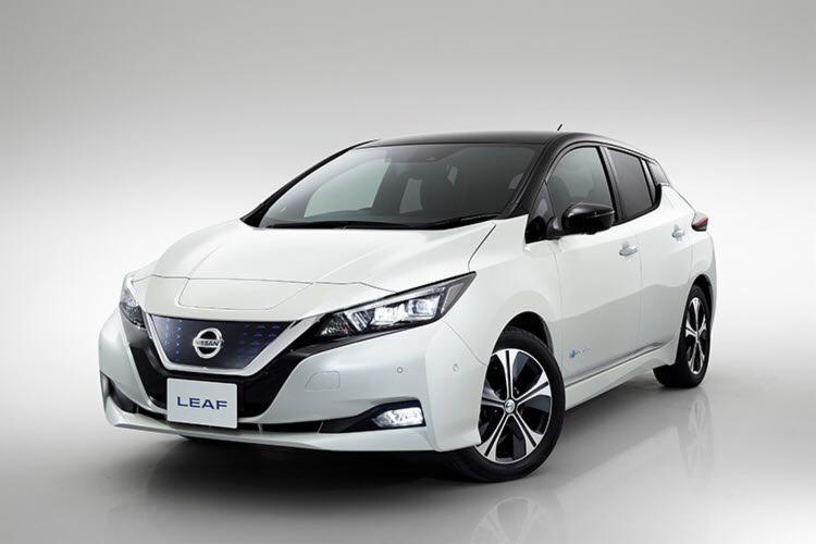 O novo Nissan Leaf recebe nota máxima em crash test
