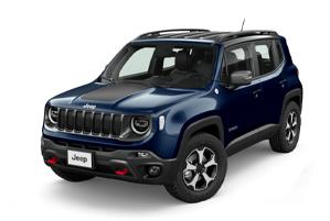 Jeep Renegade alcança 350 mil unidades