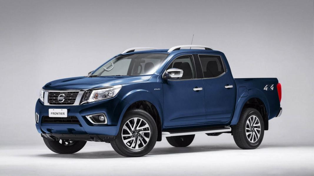 Recorde de vendas Nissan Frontier
