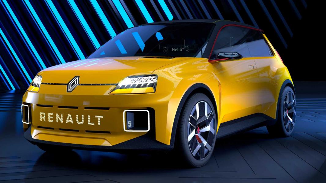 Renault 5 - Pronto para voltar