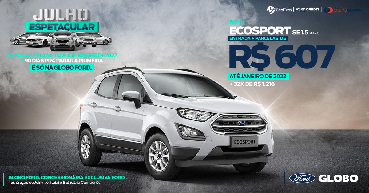 Ecosport - Julho 2020
